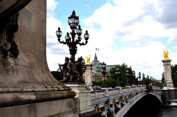 Gwen Dubeau Photography: Poetic Paris &emdash; Belle Pont en Paris
